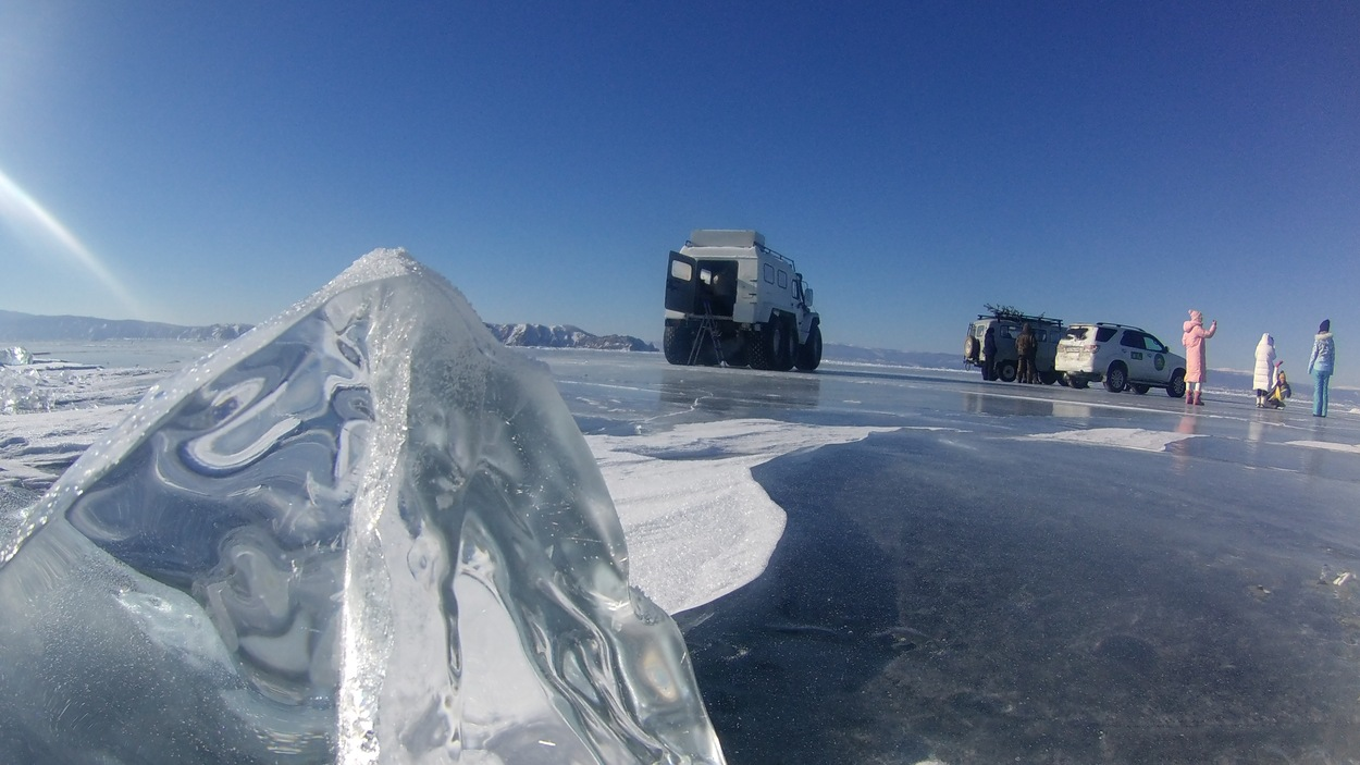 Баргузинский залив - Туры на Байкал и в Бурятию