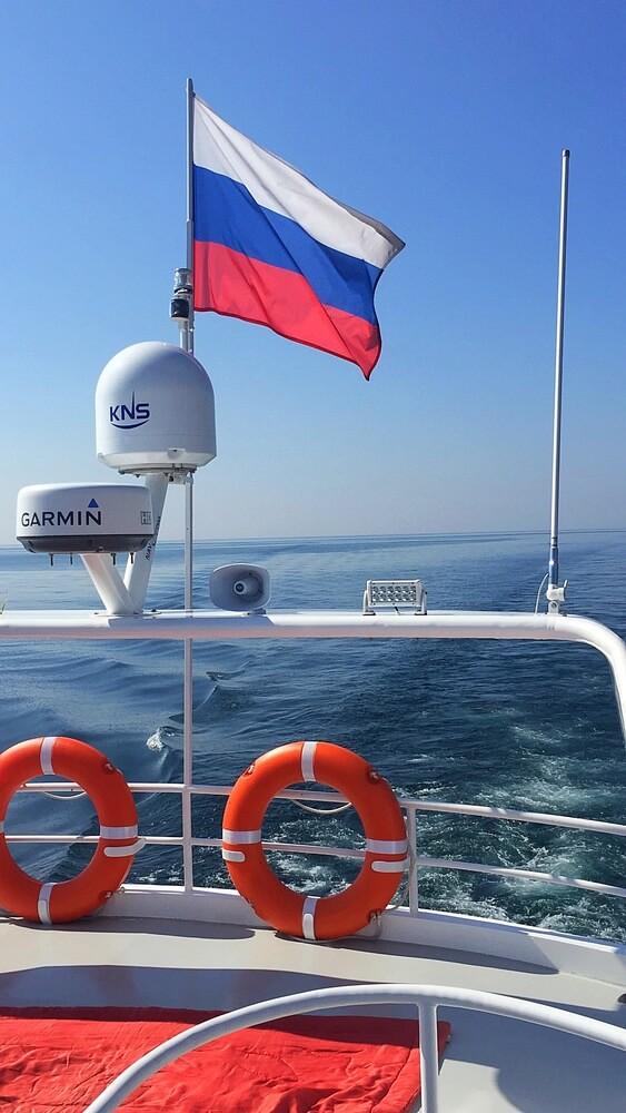 Аренда Яхты на Байкале - Яхта «Святая Анна»
