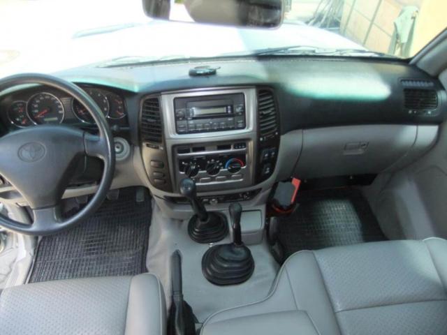 Toyota Land Cruiser - Аренда ленд крузер в Бурятии