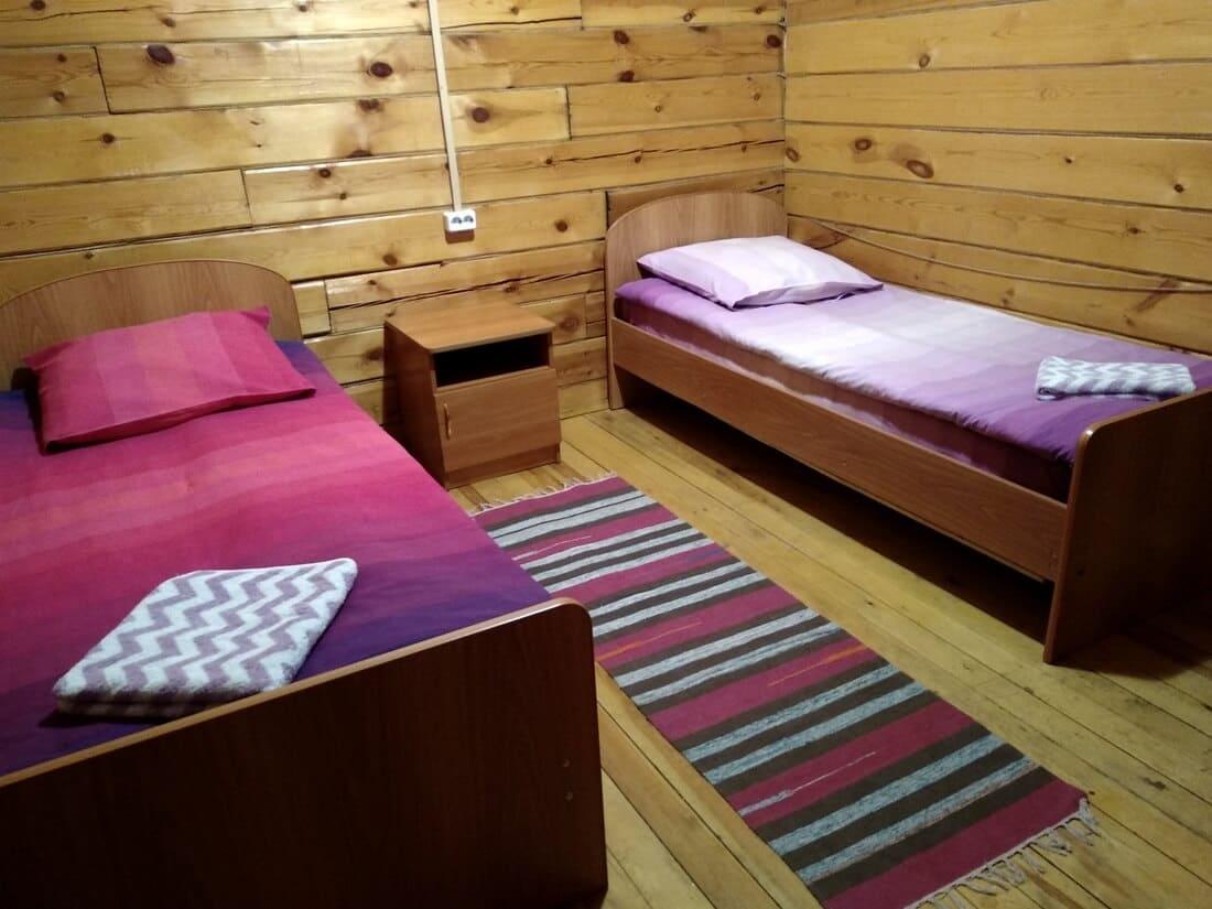 Гостиница в Листвянке - Туры на Байкал
