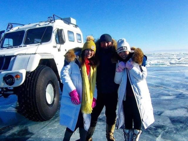 Зимние туры на Байкал - Ольхон