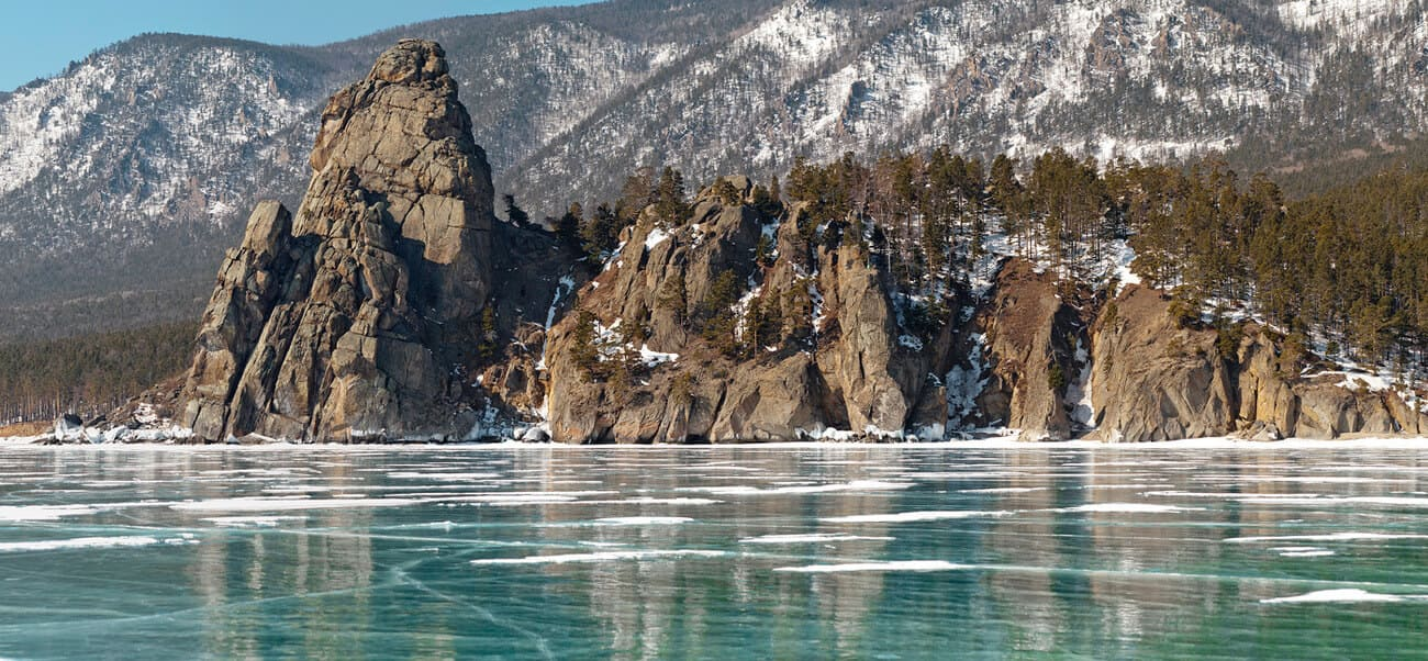 Туры выходного дня на Байкал в Бурятии