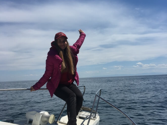 Туры на Байкал - Ушканьи острова - Нерпы
