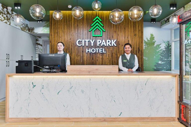 Гостиница «Сити Парк»