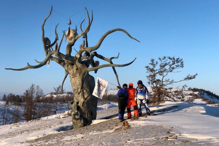 Экспедиция к острову Ольхон