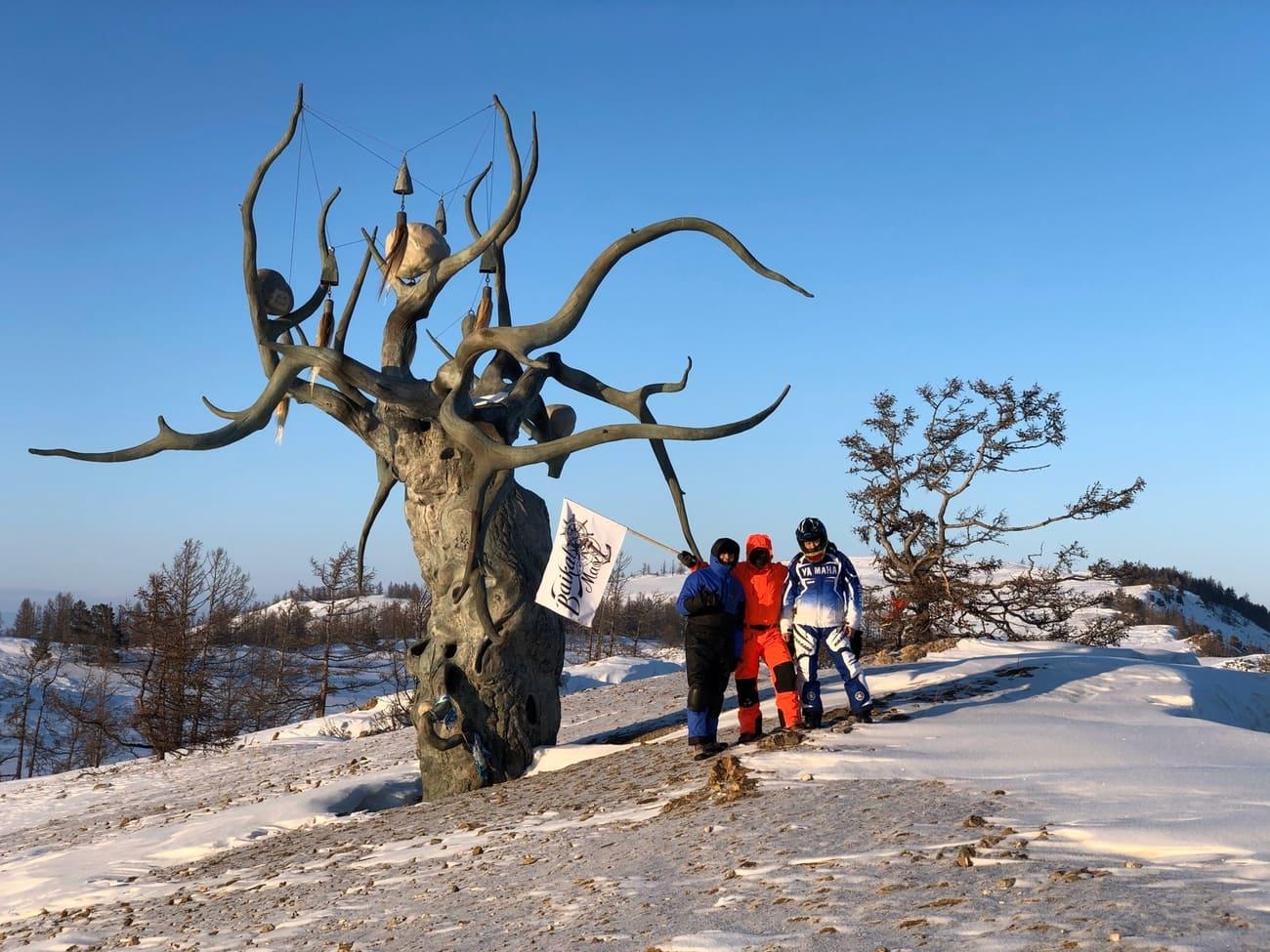 Туроператор БайкалМакс - экспедиция на Ольхон