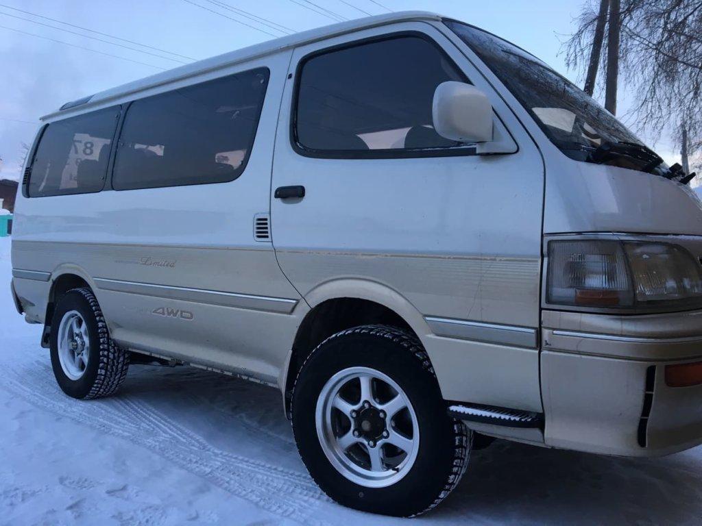 Микроавтобус ХАЙС
