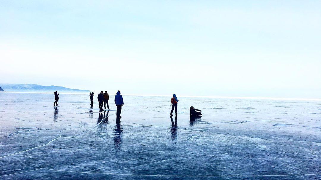 Тур на Байкал - Нижнее изголовье Святого Носа