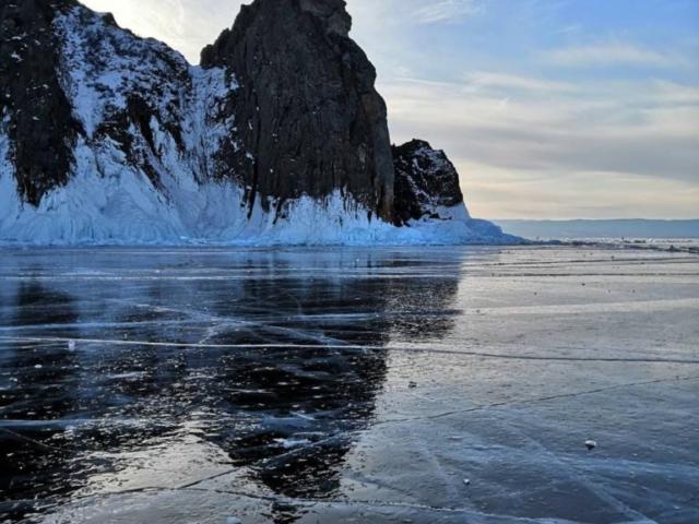 Остров Ольхон - Зимние туры на Байкал